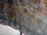 SAVELINE sensor in a ladle