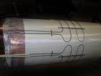 Ausgerüsteter Kühlzylinder
