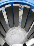 Расположение электродов SEAVESEARCH со стороны катушки перед магнитопроводами