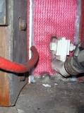 Eingebaute SAVESEARCH Elektrode – Außenansicht