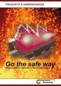 Cover Broschüre Saveway_Produkte & Anwendungen