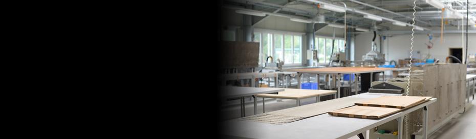 Saveway - Produktionshalle Elektrodenplatten